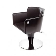 Кресло парикмахерское Aida, гидравлика на диске