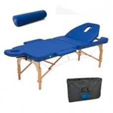 Массажный стол складной деревянный JFMS09С/BR