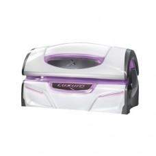 """Солярий горизонтальный Luxura X7 II 38 Sli  Intensive + Подсветка Ambient FlowLight  """"реснички"""""""