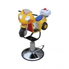 Детское парикмахерское кресло мотоцикл D25