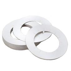 Кольца бумажные для защиты банок 25 шт.