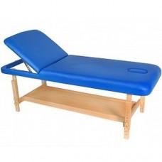 Стационарный массажный стол деревянный FIX-1A New (немецкий бук)