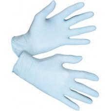 Одноразовые латексные перчатки (100шт.)
