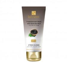Health & Beauty Маска грязевая для волос и кожи головы с минералами Мёртвого моря (200 мл)