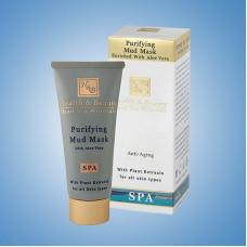 Health & Beauty Очищающая грязевая маска с экстрактом алоэ-вера 100 мл