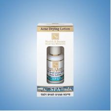 Health & Beauty Подсушивающий лосьон для лица и тела против акне 30мл