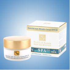 Health & Beauty Сильнодействующий крем от морщин с SPF-20 50мл