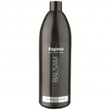 Kapous Бальзам для всех типов волос  с ментолом и камфорой 1000 мл