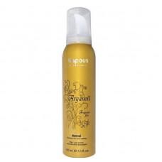 Kapous Professional Arganoil  Мусс аэрозольный для волос нормальной фиксации 150 мл