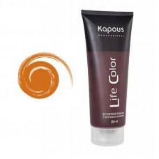 Kapous Professional Бальзам оттеночный для волос Life Color  Медный 200мл