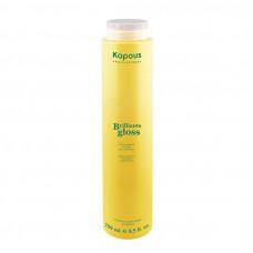 Kapous Professional Brilliants gloss Блеск-шампунь для волос 250 мл