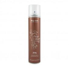 Kapous Professional Magic Keratin Лак аэрозольный для волос нормальной фиксации с кератином 250 мл