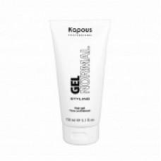 Kapous Professional Styling Гель для волос нормальной фиксации Gel Normal 150 мл