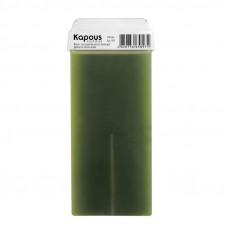 Kapous Professional Жирорастворимый воск с экстрактом масла Авокадо картридж с широким роликом 100 м