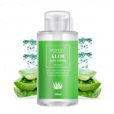 Korea Eunyul Aloe Skin Toner Увлажняющий тоник с экстрактом алоэ 500 мл