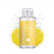 Korea Eunyul Lemon Skin Toner Освежающий тоник с экстрактом лимона 500 мл