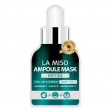 Korea La miso Ампульная маска с пептидами 1уп