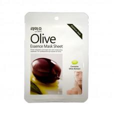 Korea La miso Маски-салфетки с экстрактом Оливы 21 гр