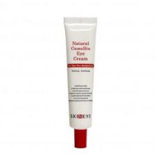 Korea Skineye Natural Camellia Eye Cream Крем для кожи вокруг глаз с камелией 30 мл