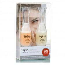 Trind Keratin Nail treatment Набор (восстановление + защита кератина)