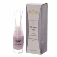 Trind Nail Repair Укрепитель ногтей цветной (сиреневый) 9мл